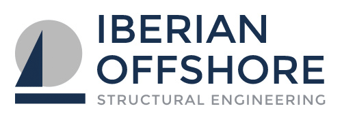 Iberian Offshore – Marine and offshore structural engineering Mobile Logo