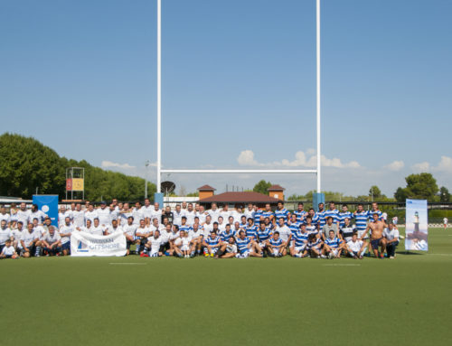 IBERIAN OFFSHORE sponsors rugby game
